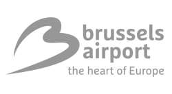 Logo Brussels Airport