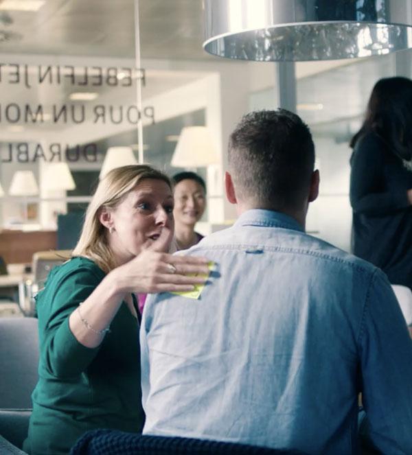 Campagne Febelfin employee experience