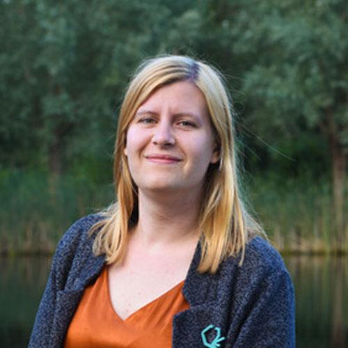 Lise Daes content creator copywriter Insilencio