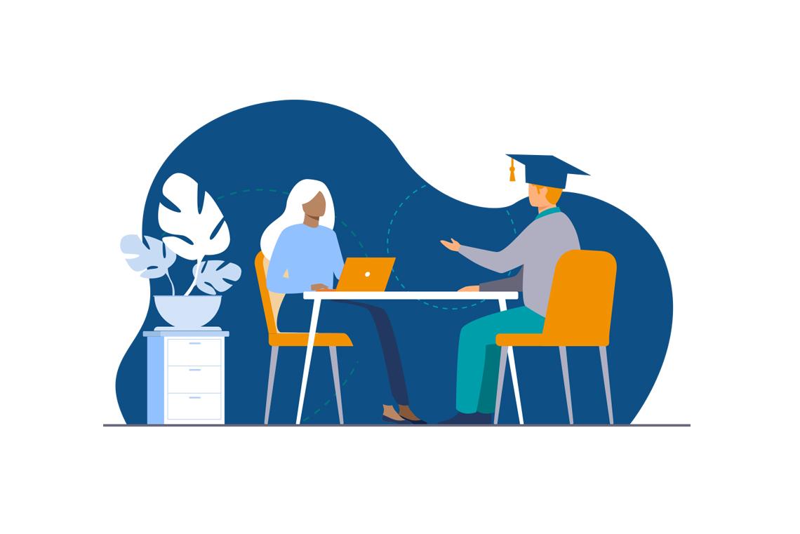 Hoe vind je als pas afgestudeerde een droomjob bij een droomwerkgever?